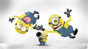 despicable_me__minions__by_quaintart-d4syyqc
